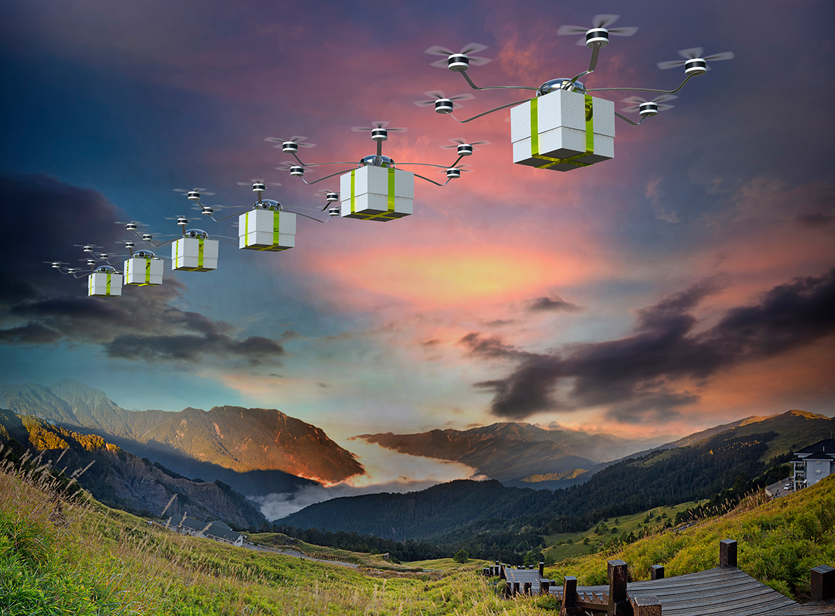 Drones in Your Biopharmaceutical Supply Chain–Are You Ready?